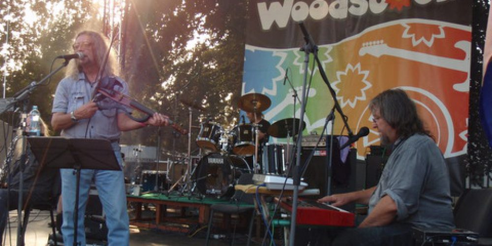 Rockové bál Hanáckyho Woodstocku