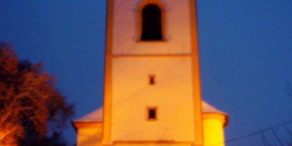 Půlnoční mše svatá