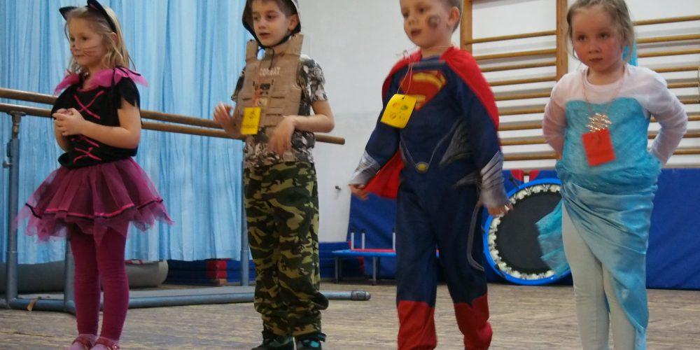 Dětský šibřinkový karneval