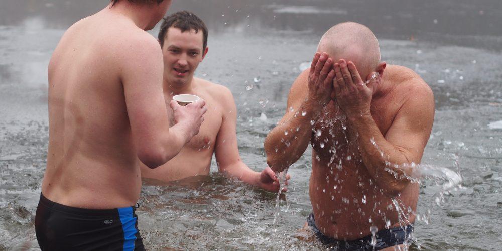 Štěpánské plavání