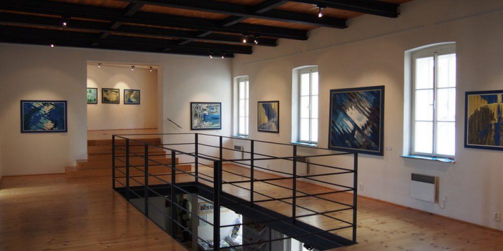 Vernisáž výstavy Jan Demerci: Ona