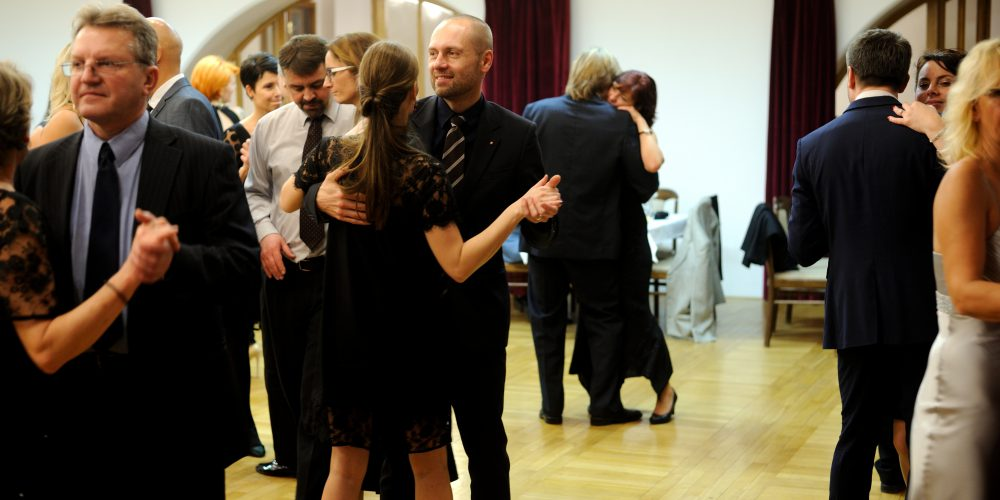 Ples města Velká Bystřice