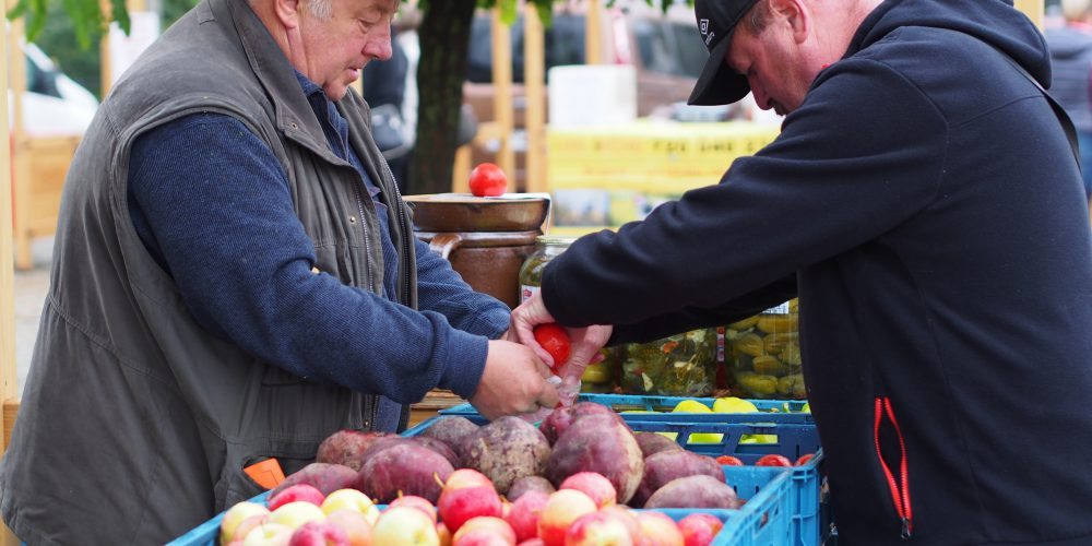 Bystřické selské trhy