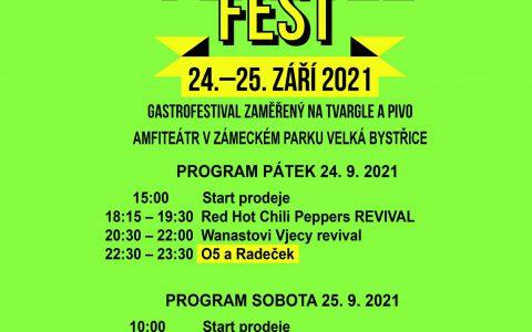 TVARGLE FEST