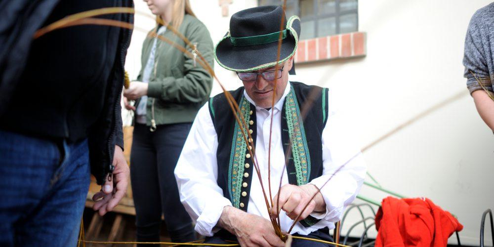 Pletení tatarů